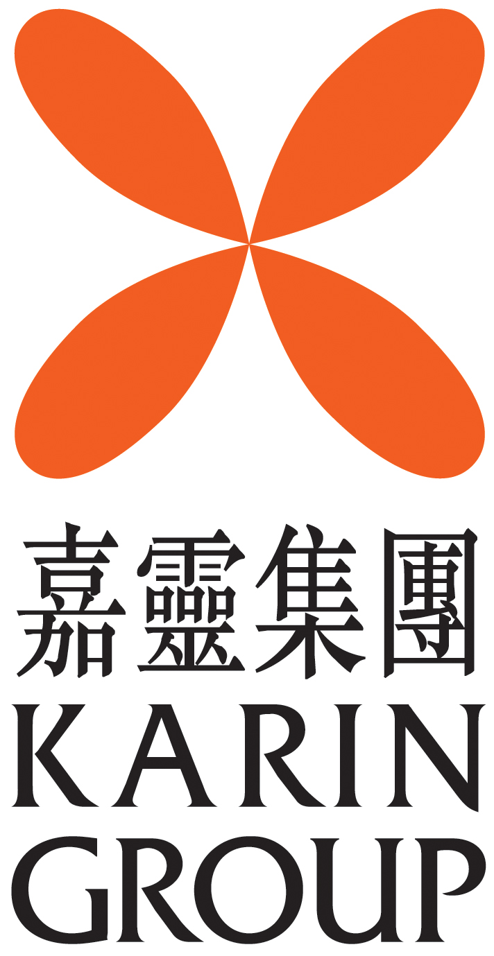 Karin Technology 嘉�控股 Retina Logo