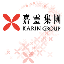 Karin Technology  嘉�控股 Logo